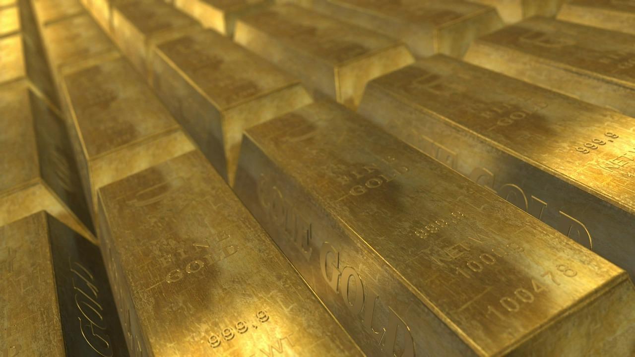 authentisch sein - gold barren - fluch oder segen