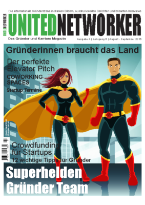2015 08 United Networker Georg Wawschinek