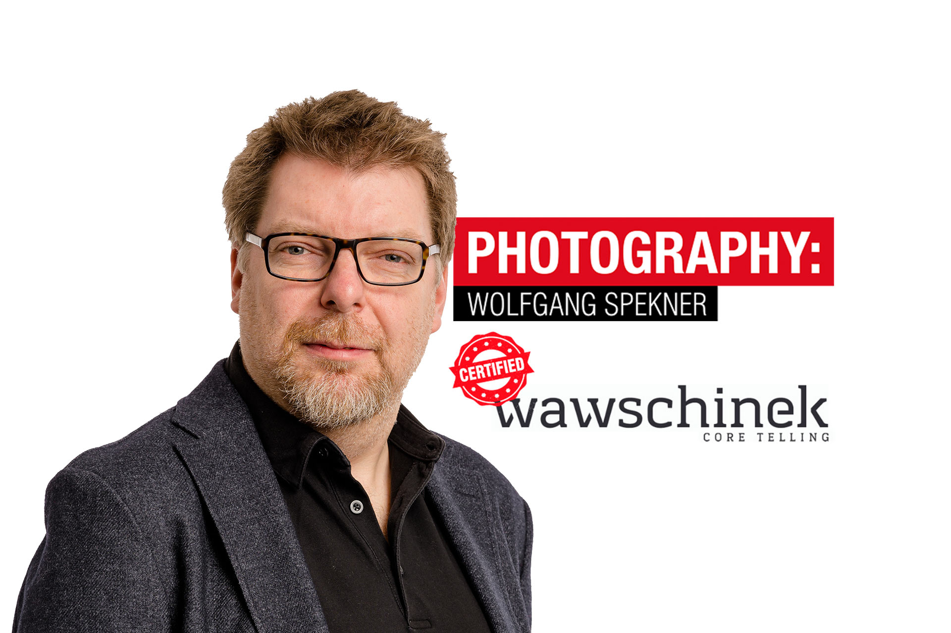 Georg Wawschinek: Coretelling Photography