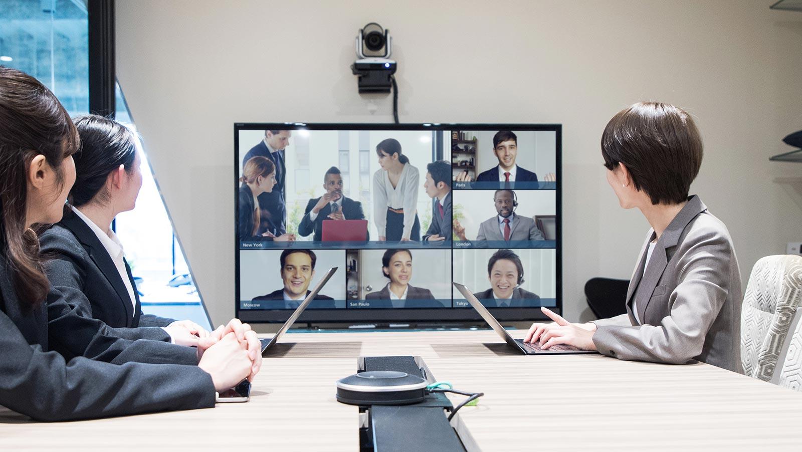 Grenzen der Online Kommunikation und von Video Konferenzen