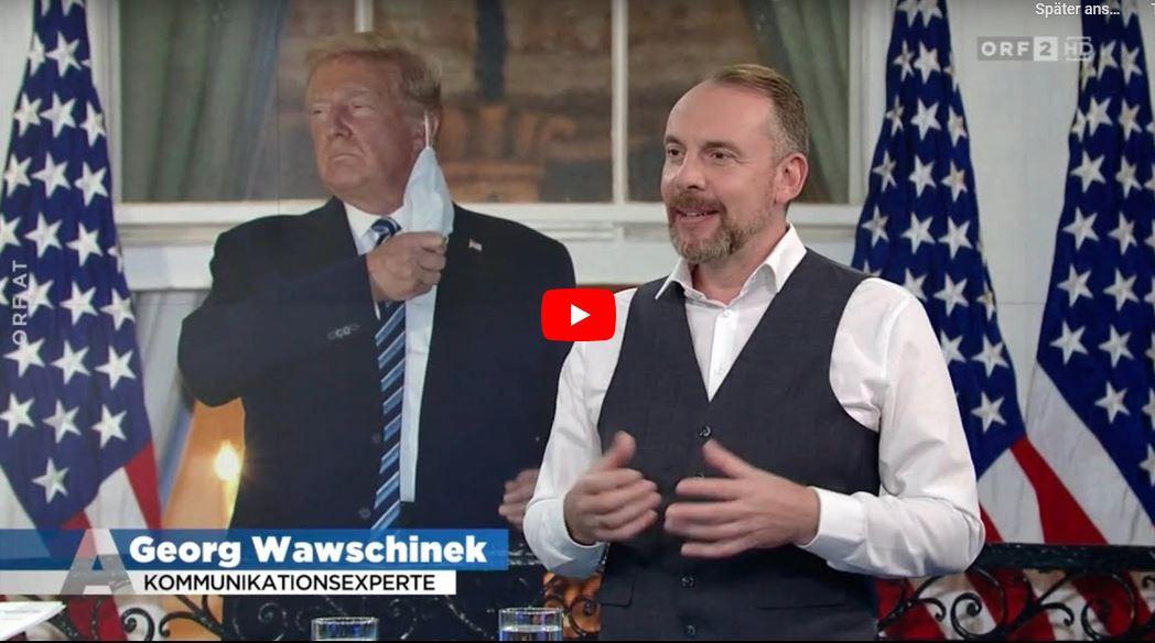 DIe Heldenreise des Donald Trump
